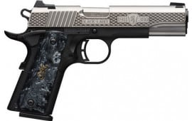 Browning 051964492 Black Label High Grade 1911-380 Black Pearl