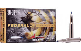Federal P3006TA1 3006 175 Term Ascent - 20rd Box