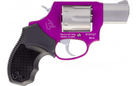 "Taurus 2856029ULC18 856SUL 38SP 2"" VIOLET/SS Revolver"