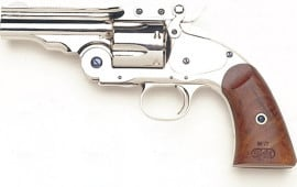 Taylors and Company 0855N04 Uberti 2ND Model 5 Schofield Revolver