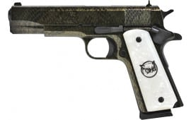 Iver Johnson Arms 1911A1 Water Moccasin Johnson GIJWM