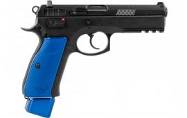 CZ 91202 SP01 Blue Henning GripS 2MGS