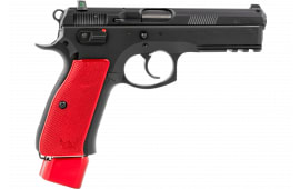 CZ 91203 SP01 Red Henning GripS 2MGS