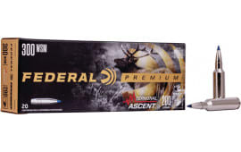 Federal P300WSMTA1 300WSM 200 Term Ascent - 20rd Box