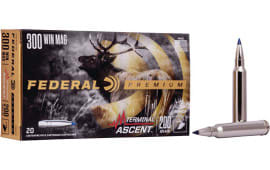 Federal P300WTA1 300 200 Term Ascent - 20rd Box