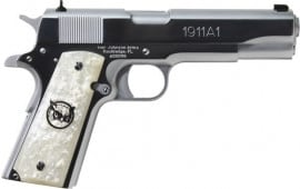 Iver Johnson Arms G1911A1CHRWP Johnson 1911A1 5""