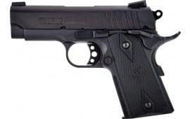 Taurus 191101OFC 1911OB Offcr 45 3.51 8rd Bk/bk
