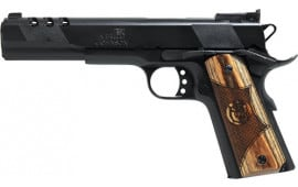 "Iver Johnson Arms GIJ26 Eagle XL Ported 45 ACP 8rd Cap 6"" Barrel"