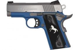 Colt Defense O7000XERWB Defender 3 Blue Frame SS 1/100