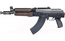 """Zastava ZPAP92 Semi-Automatic AK-47 Pistol 10"""" Barrel 7.62X39 30rd - Includes 1913 Picitanny Brace Mounting Plate  - ZP92762PA"""
