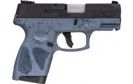 Taurus 1G2S931SP1 G2S 3.26 Gray Splatter Paint Frame