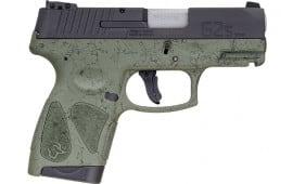 Taurus 1G2S931SP2 1G2S 3.26 ODG Splatter Paint Frame