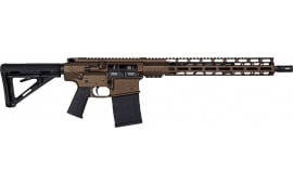 "Diamondback DB-10 Semi-Automatic AR-10 Rifle .308/7.62X51 20rd 16"" Barrel - Midnight Bronze Finish - DB10CCMLMB"