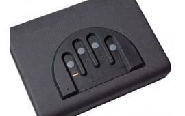 Stackon QAS1845B Quick Access Safe With Biometric