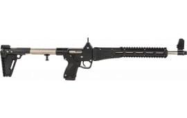 KEL SUB-2K9GLK19NBBLKHC Rifle GLK19MAG NKL 15rd