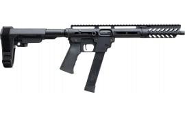 "TNW PLTEXPKG09BK ASP LTE Pistol 10"" Black 9MM"
