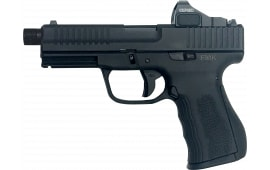 "FMK G9C1EPROP Elite PRO Plus 4.5"" Barrel Vortex 14rd Handgun Black"