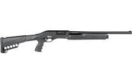 CIT FRPAX1220 CDP12 12 3rd Pump Black Tactical Shotgun