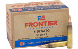 Frontier FR2405 5.56 55 HP Match - 50rd Box