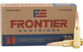 Frontier FR700 6.5 Grendal 123 FMJ - 20rd Box