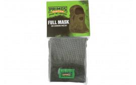 Primos PS6663 Mesh Full Face MASK, Card