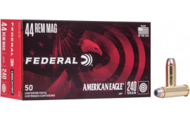 Federal WMAE44A 44MG 240 Jacketed Hollow Point - 50rd Box