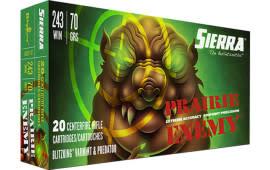 Sierra A150702 243 WIN 70 Blitzking - 20rd Box
