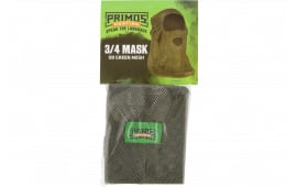 Primos PS6662 Mesh 3/4 Face MASK, Card