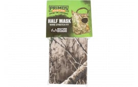 Primos PS6667 Stretch 1/2 Face Mask RT Edge
