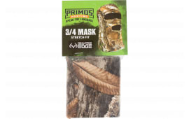 Primos PS6668 Stretch 3/4 Face Mask RT Edge