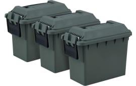 Ranger RRG-1001 3PC Mini Ammo BOX Green