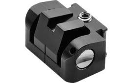 Leupold 120058 DeltaPoint Pro Iron Sight Pistol Black