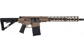 "Diamondback DB-10 Semi-Automatic AR-10 Rifle .308/7.62X51 20rd 16"" Barrel - FDE Finish - DB10CCMLFDE"