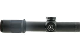 Leupold 115044 Mark 6 1-6x 20mm Obj 105.8-19.3 ft @ 100 yds FOV 34mm Tube Dia Black Matte Illuminated CMR-W 5.56