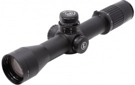 Leupold 115943 Mark 6 3-18x 44mm Obj 36.8-6.3 ft @ 100yds FOV 34mm Tube Dia Black Matte Tactical Milling