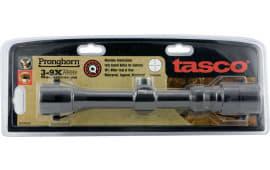 """Tasco PH39X32D Pronghorn 3-9x 32mm Obj 39-13 ft @ 100 yds FOV 1"""" Tube Dia Black Matte 30/30"""