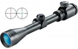 "Tasco WC39X40IR World Class 3-9x 40mm Obj 41-15 ft @ 100 yds FOV 1"" Tube Dia Black Matte Illuminated"