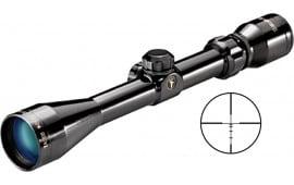 """Tasco DWC39X46N World Class 3-9x 40mm Obj 41-15 ft @ 100 yds FOV 1"""" Tube Dia Black Matte VZR"""