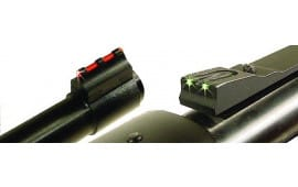Williams 60213 FireSight Fiber Optic Set Ruger 10/22 Red Front Green Rear