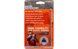 Champion Targets 45846 Easy Hit Shotgun Sight Orange Black