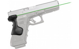 Crimson Trace LG637G Lasergrip For Glock Gen 3 Green Laser Glock 17/17L/22/31/34/35 Gri