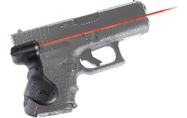 Crimson Trace LG626 Lasergrip Red For Glock Gen 3 Sub-Cmpct 26/27 Rear Activation