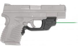 Crimson Trace LG469G Laserguard Springfield XDS Green Laser Trigger Guard