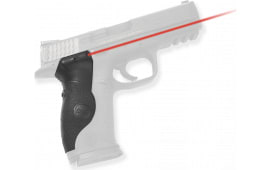 """Crimson Trace LG660 Lasergrips Red S&W M&P 633 nm .5""""@50ft Black Poly"""
