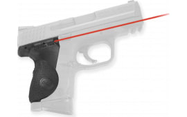 """Crimson Trace LG661 Lasergrips Red 633nm S&W M&P Compact .5""""@50ft Black"""