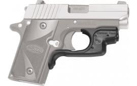 Crimson Trace LG492G Laserguard Sig Sauer P238 and P938 Green Laser Trigger Guard
