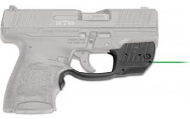Crimson Trace LG482G Laserguard Walther PPS M2 Green Laser Trigger Guard
