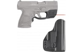 Crimson Trace LG482HBT Laserguard Walther PPS M2 with Holster Red Laser Trigger Guard