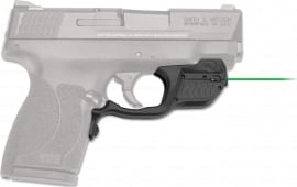 Crimson Trace LG485G Laserguard S&W M&P45 Shield Green Laser Trigger Guard