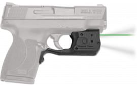 Crimson Trace LL808G Laserguard Pro Green Laser S&W Shield 45 Trigger Guard